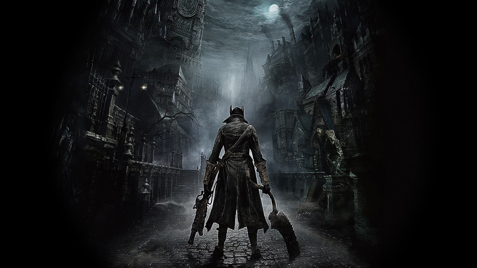 bloodborne full hd wallpaper and background image 1920x1080 id 516663. Black Bedroom Furniture Sets. Home Design Ideas