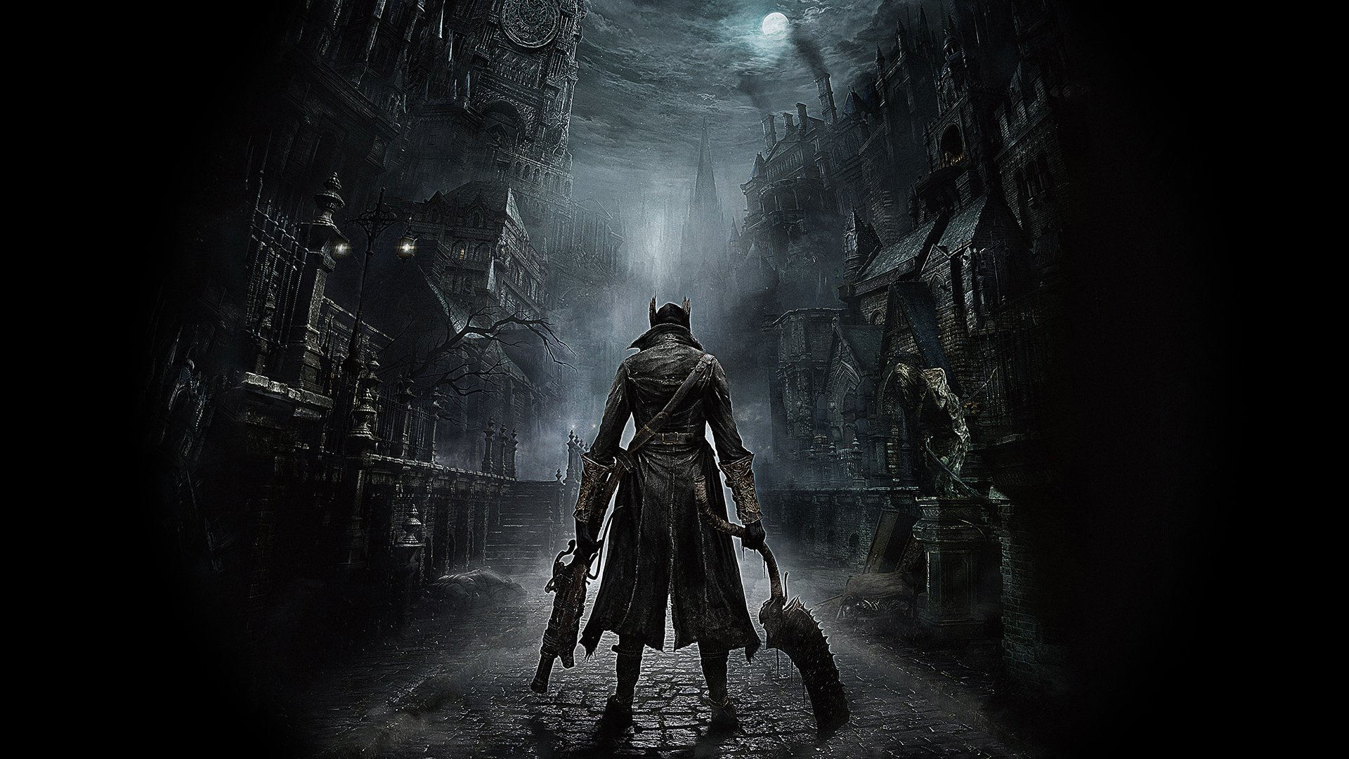 122 bloodborne hd wallpapers | background images - wallpaper abyss
