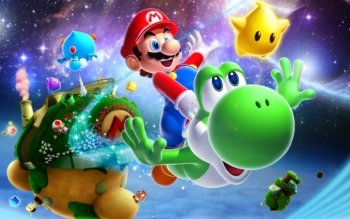 Video Game - Super Mario Galaxy 2 Wallpapers and Backgrounds ID : 516050
