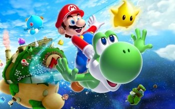 Video Game - Super Mario Galaxy 2 Wallpapers and Backgrounds ID : 516051