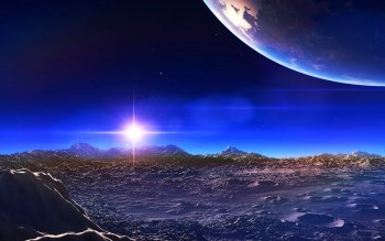 Sci Fi - Landscape Wallpapers and Backgrounds ID : 516071