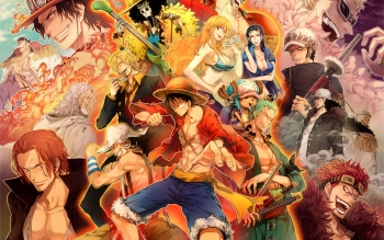 Anime - One Piece Wallpapers and Backgrounds ID : 516248