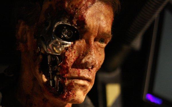 Movie Terminator Genisys Terminator Arnold Schwarzenegger HD Wallpaper | Background Image