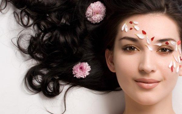 Women Face Oriental HD Wallpaper | Background Image