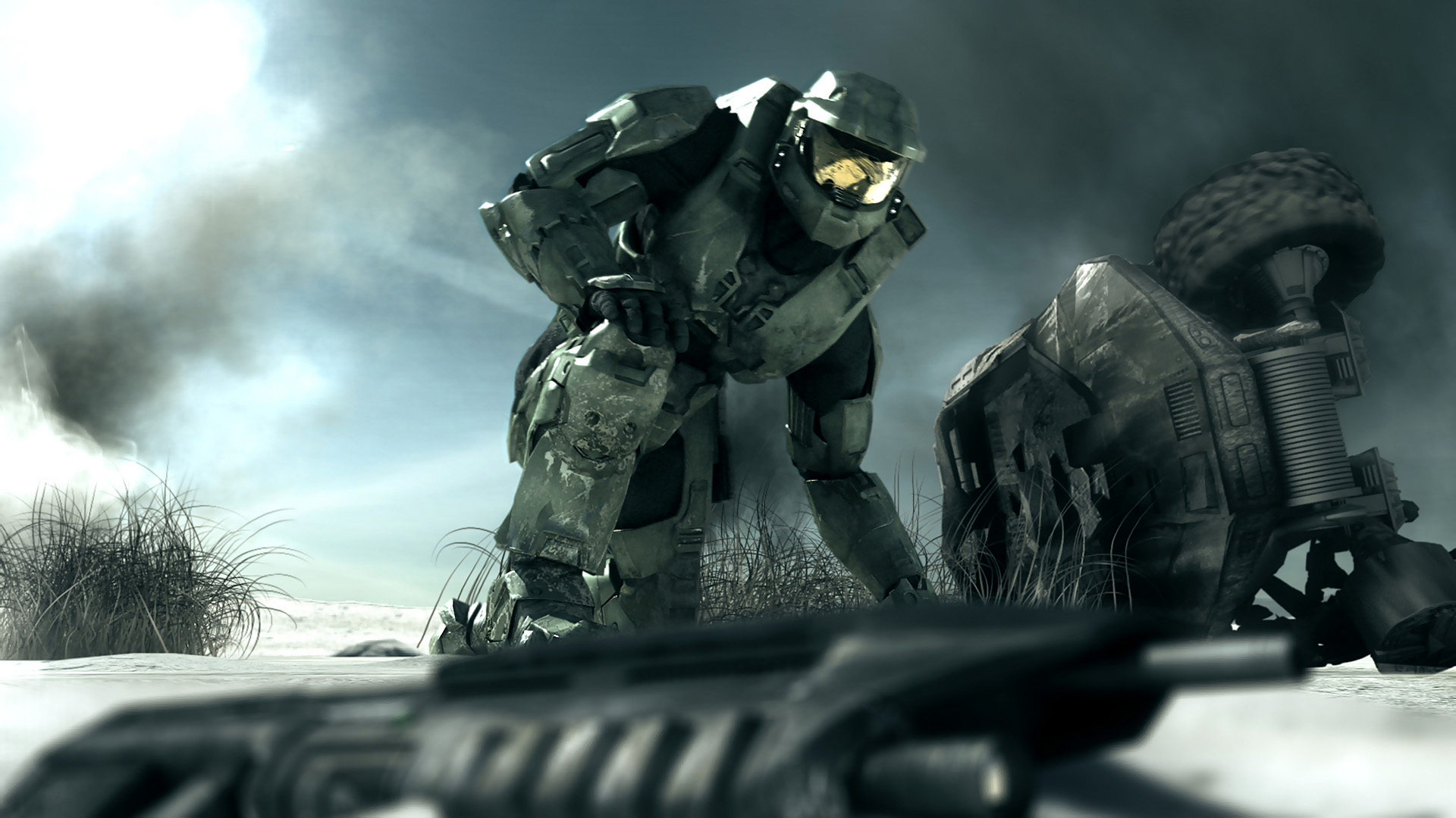 Halo Combat Evolved Hd Wallpaper Background Image 1920x1080 Id 518436 Wallpaper Abyss
