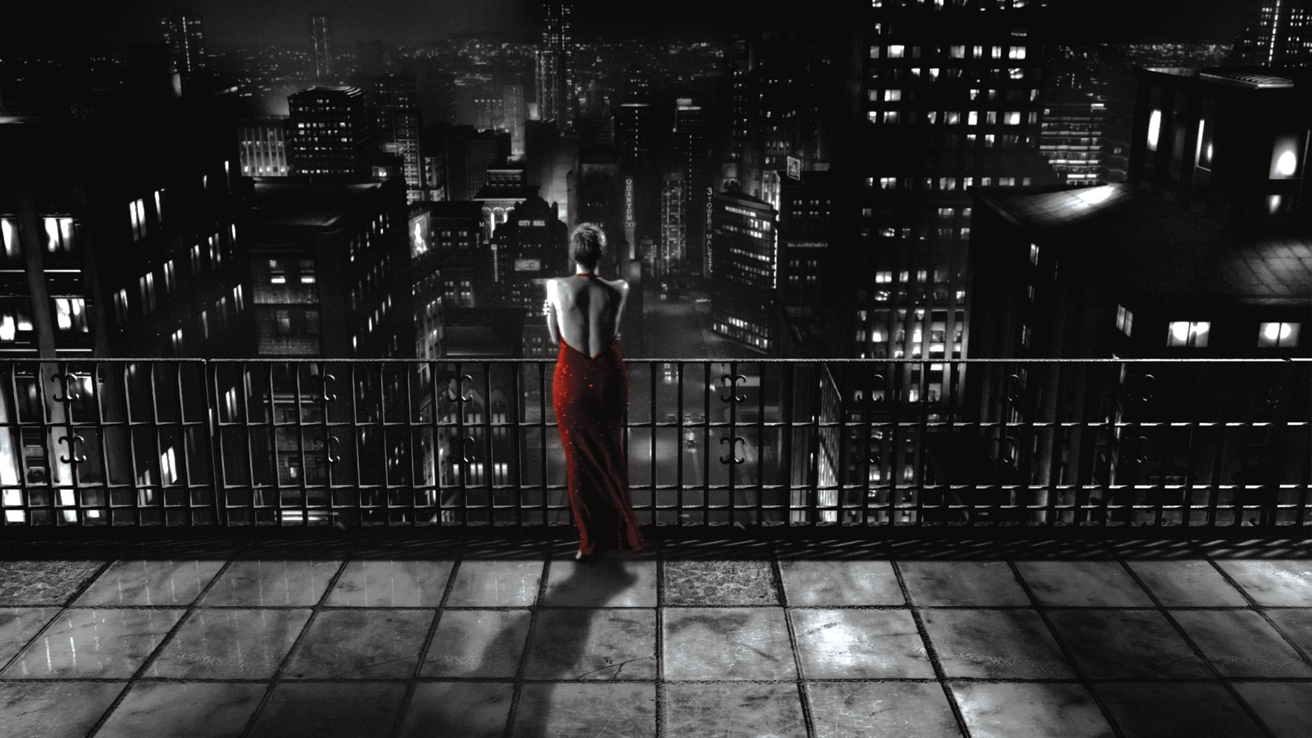 sin city 4k ultra hd wallpaper and background image