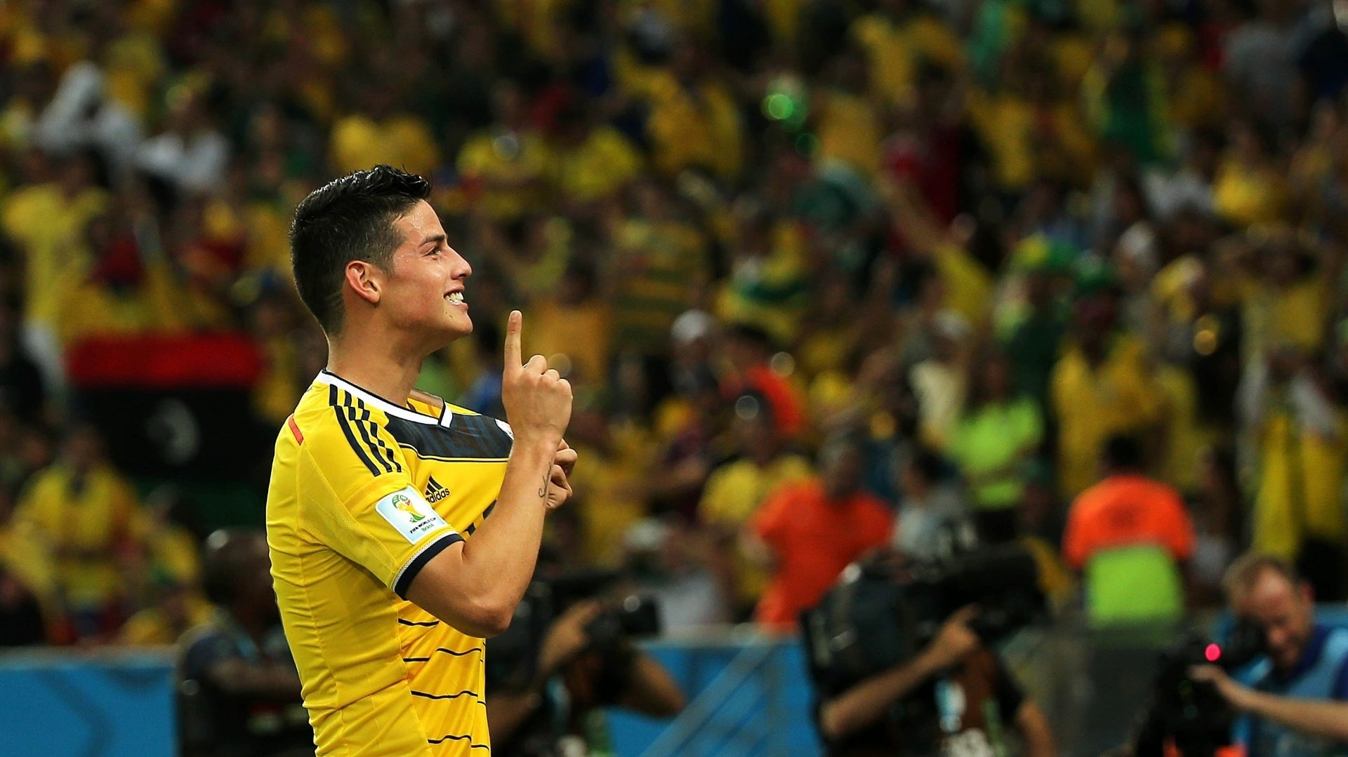 James Rodriguez Wallpaper And Background Image 1920x1079 Id