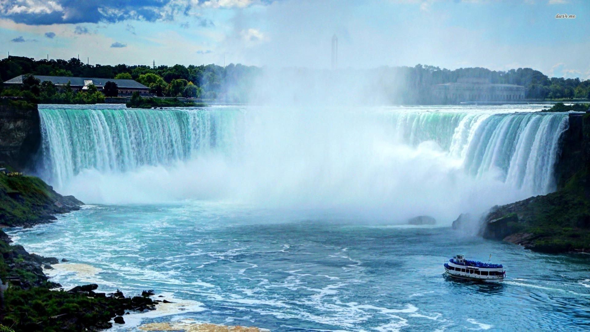 33 Niagara Falls Hd Wallpapers Background Images
