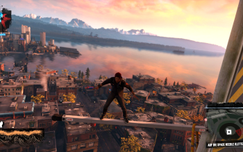 Videogioco - Infamous: Second Son Wallpapers and Backgrounds ID : 518630