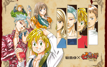 374 Nanatsu No Taizai Hd Wallpapers Background Images Wallpaper