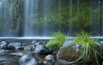 Earth - Waterfall Wallpapers and Backgrounds ID : 518961