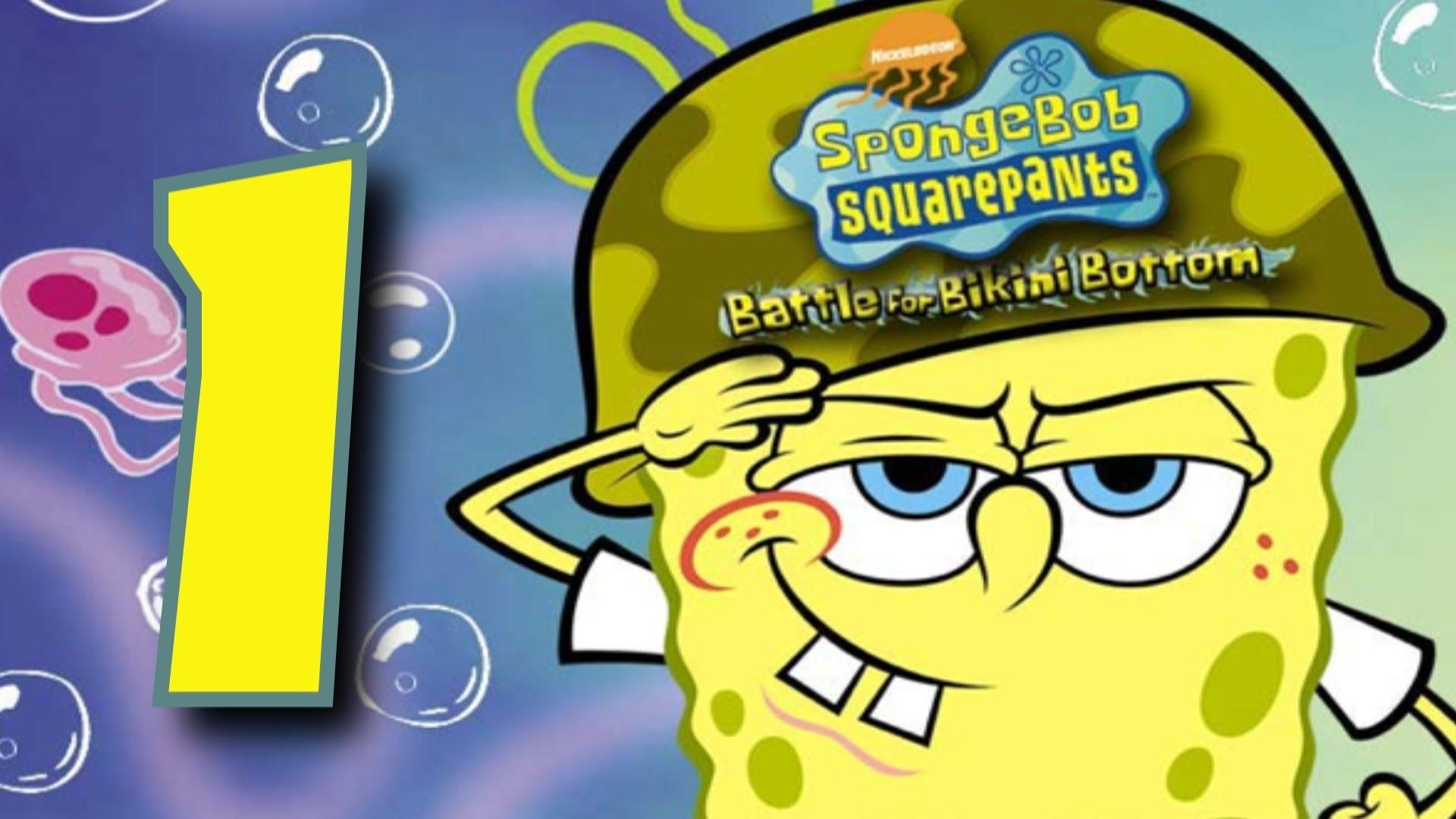 1 SpongeBob SquarePants: Battle For Bikini Bottom HD Wallpapers ...
