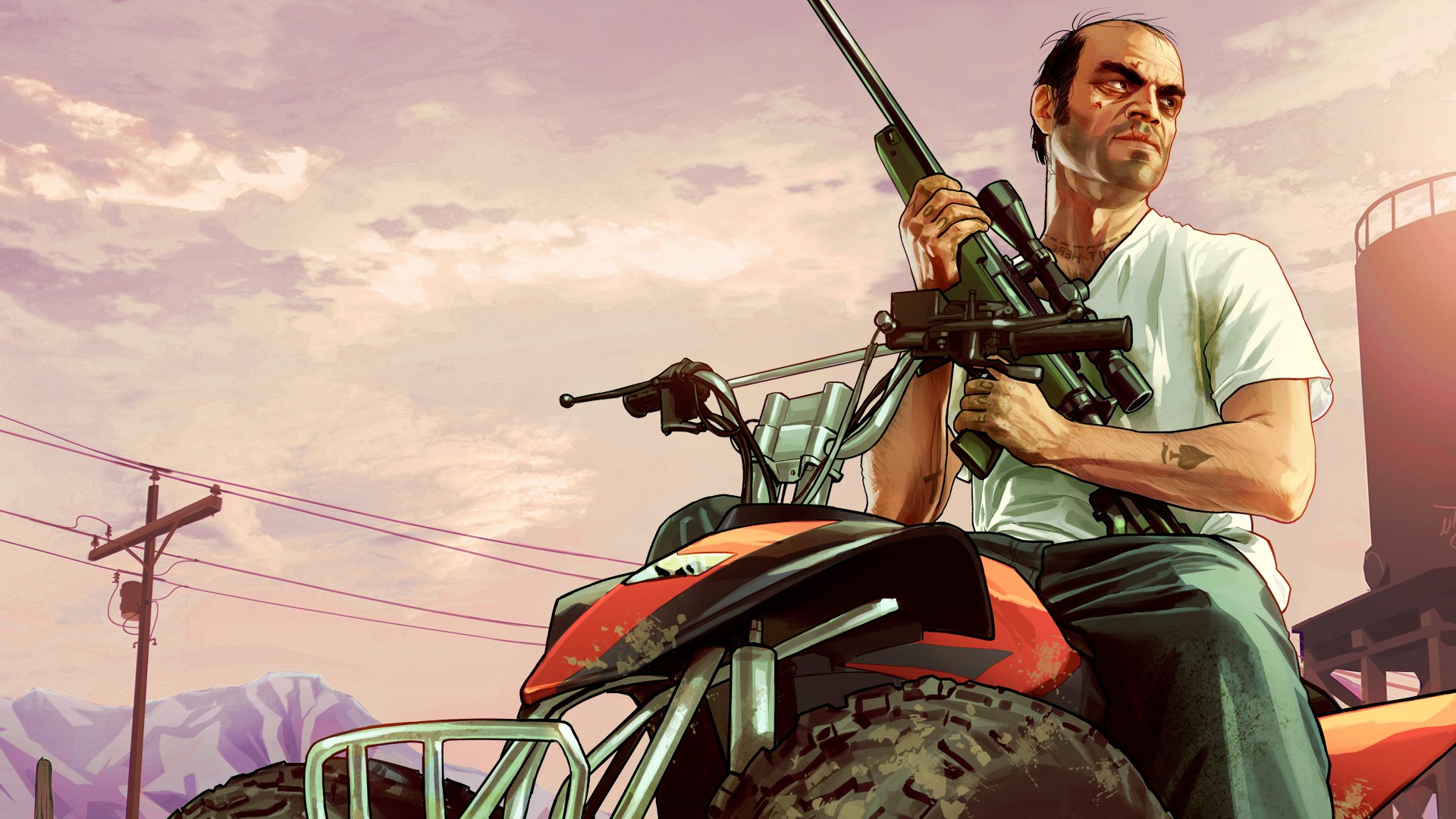 Grand Theft Auto V Full HD Wallpaper and Background Image ...