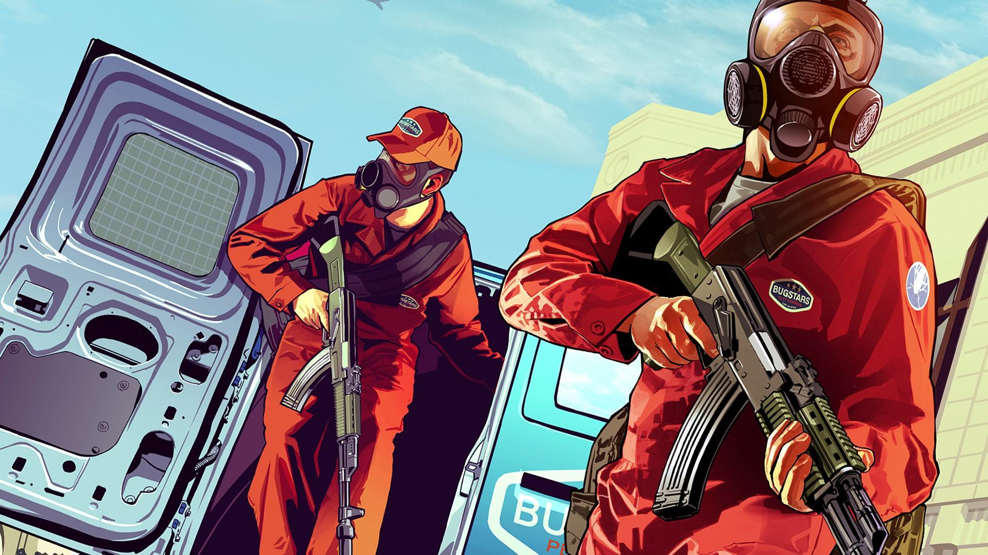 Grand Theft Auto V Fond d'écran HD | Arrière-Plan | 1920x1080 | ID:519167 - Wallpaper Abyss