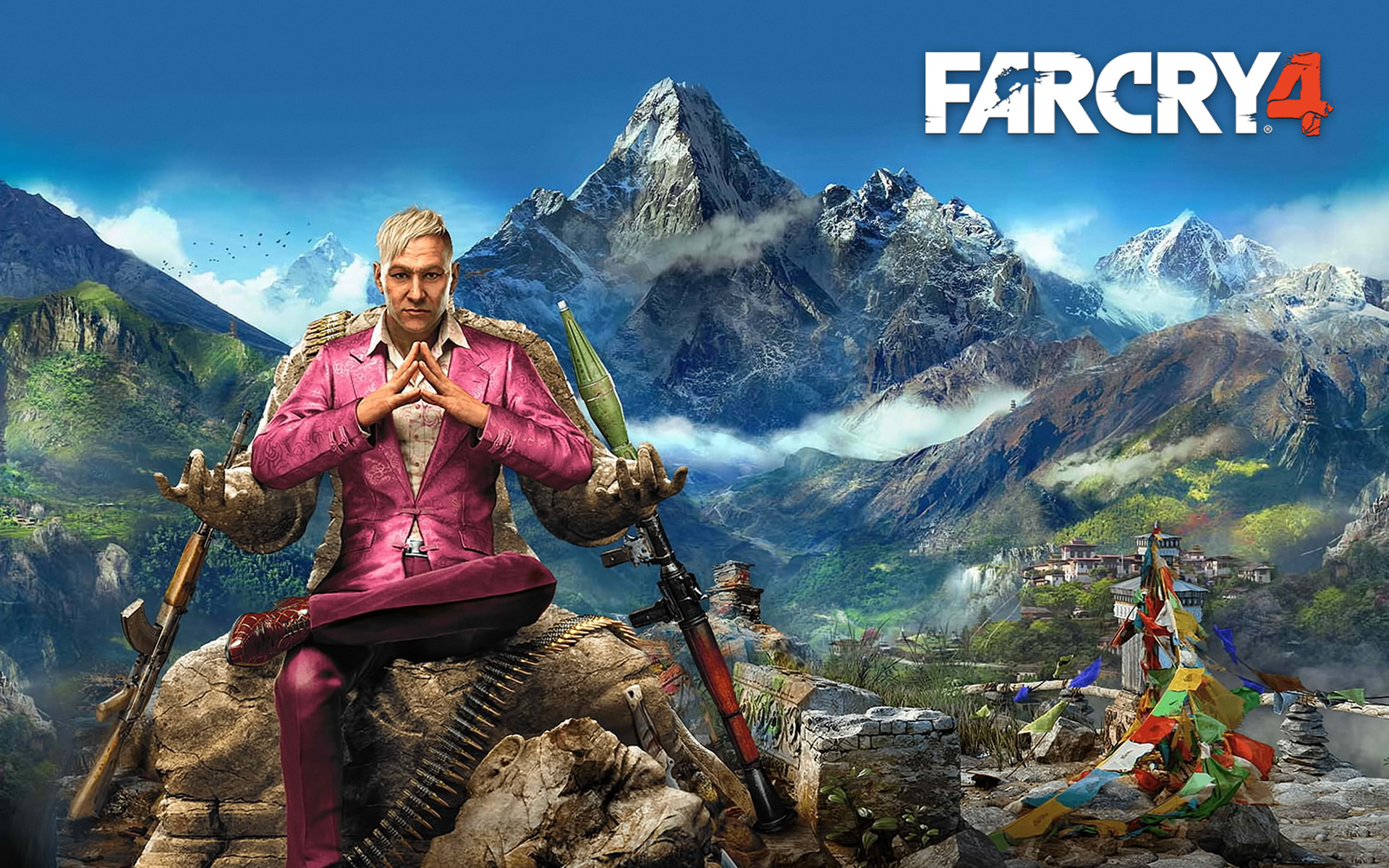 how to use grapple far cry 5