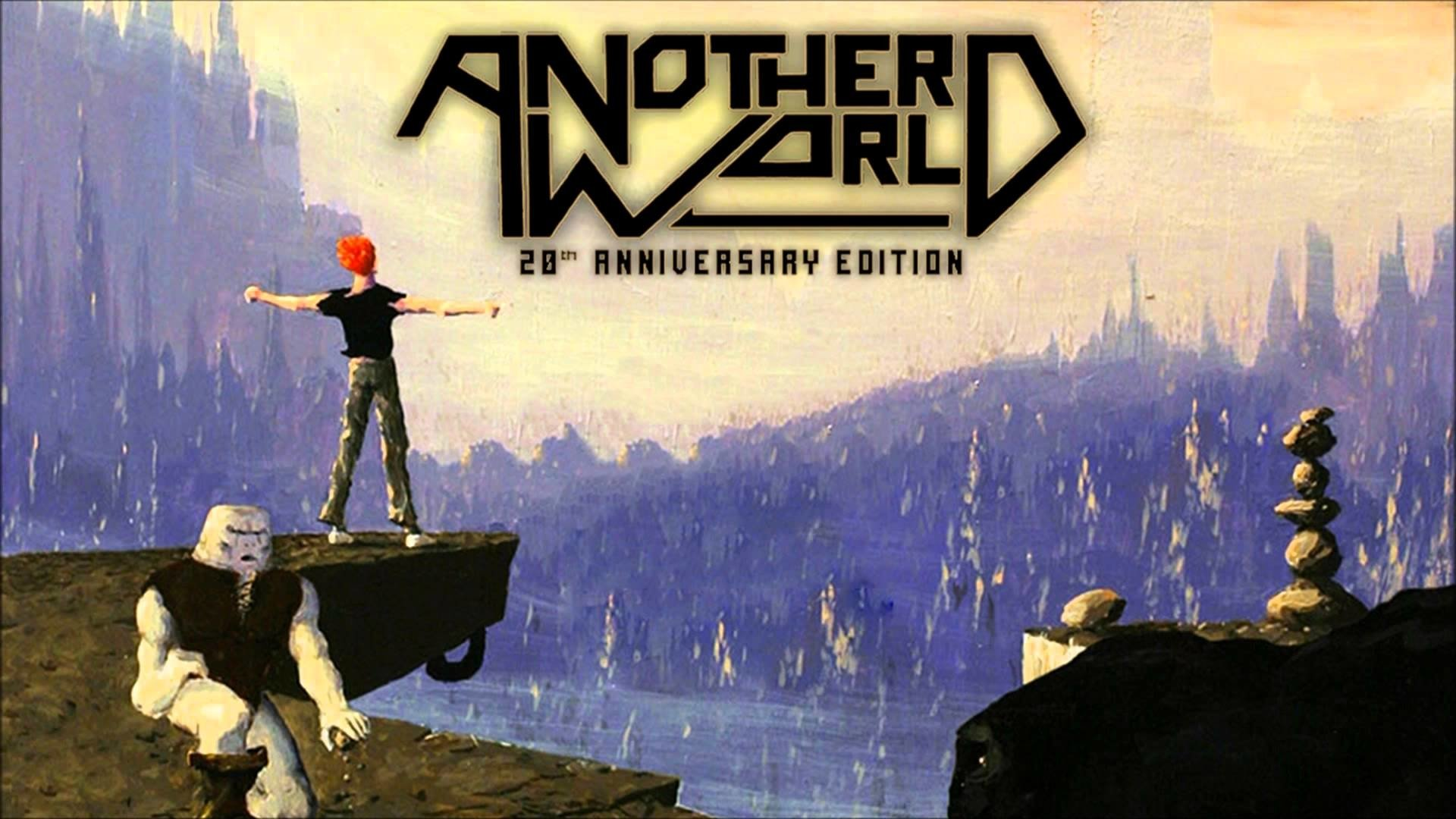 Another World: 20th Anniversary Edition Full HD Wallpaper ...