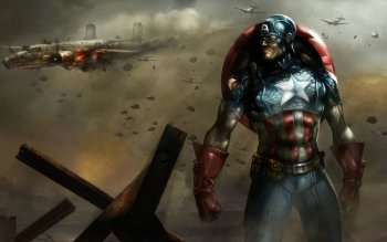Comics - Captain America Wallpapers and Backgrounds ID : 519270