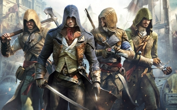 Computerspel - Assassin's Creed: Unity Wallpapers and Backgrounds ID : 519560