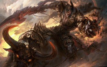 Fantasy - Warrior Wallpapers and Backgrounds ID : 519639