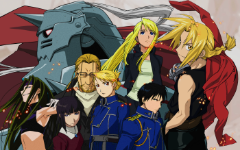 Anime - FullMetal Alchemist Wallpapers and Backgrounds ID : 519750