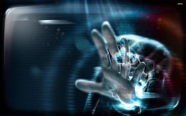 Sci Fi Hand HD Wallpaper | Background Image
