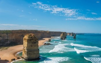 Earth - The Twelve Apostles Wallpapers and Backgrounds ID : 520941