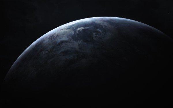 Ciencia ficción Planeta Fondo de pantalla HD | Fondo de Escritorio