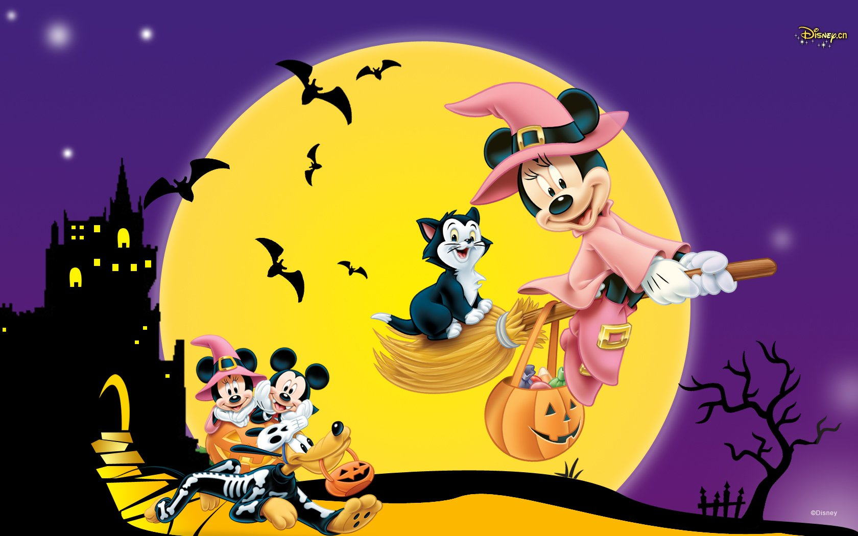 Popular Wallpaper Halloween Mickey Mouse - thumb-1920-521679  Collection_277039.jpg