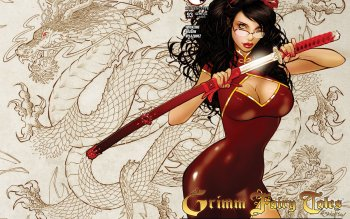 Comics - Grimm Fairy Tales: Age Of Darkness Wallpapers and Backgrounds ID : 521045