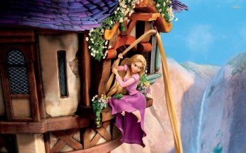 78 Tangled Hd Wallpapers Background Images Wallpaper Abyss