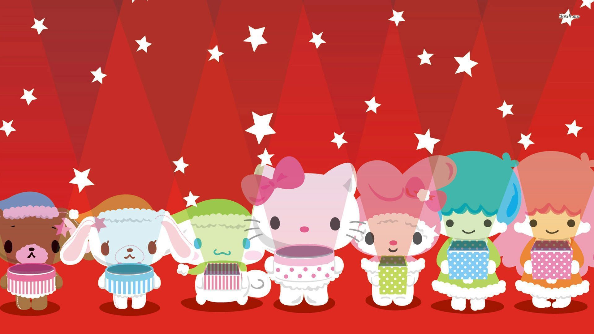 Hello Kitty Hd Wallpaper Background Image 1920x1080 Id