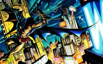 Comics - Batman Wallpapers and Backgrounds ID : 522669