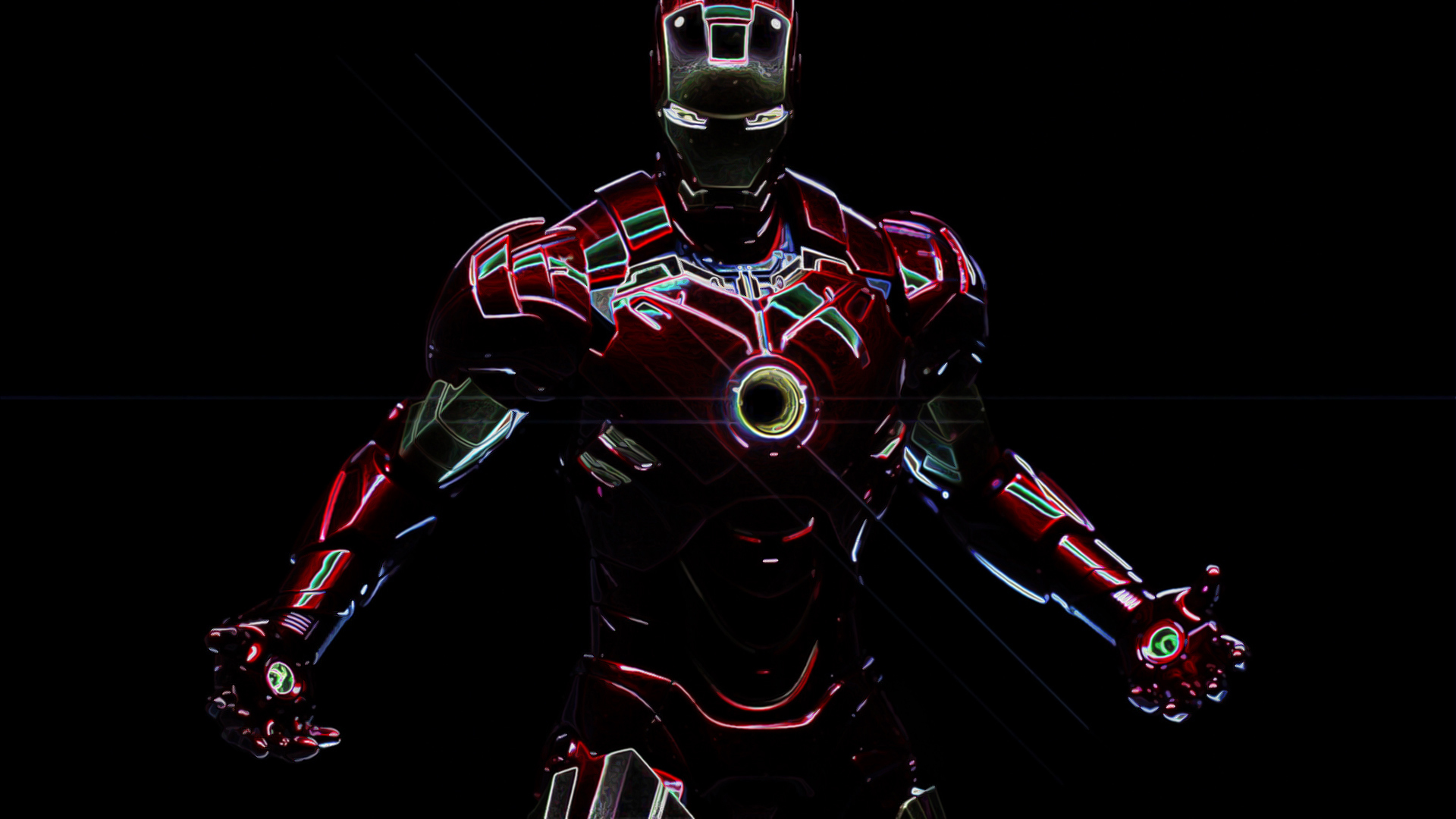 Iron Man Hd Wallpaper Background Image 1920x1080 Id 523395