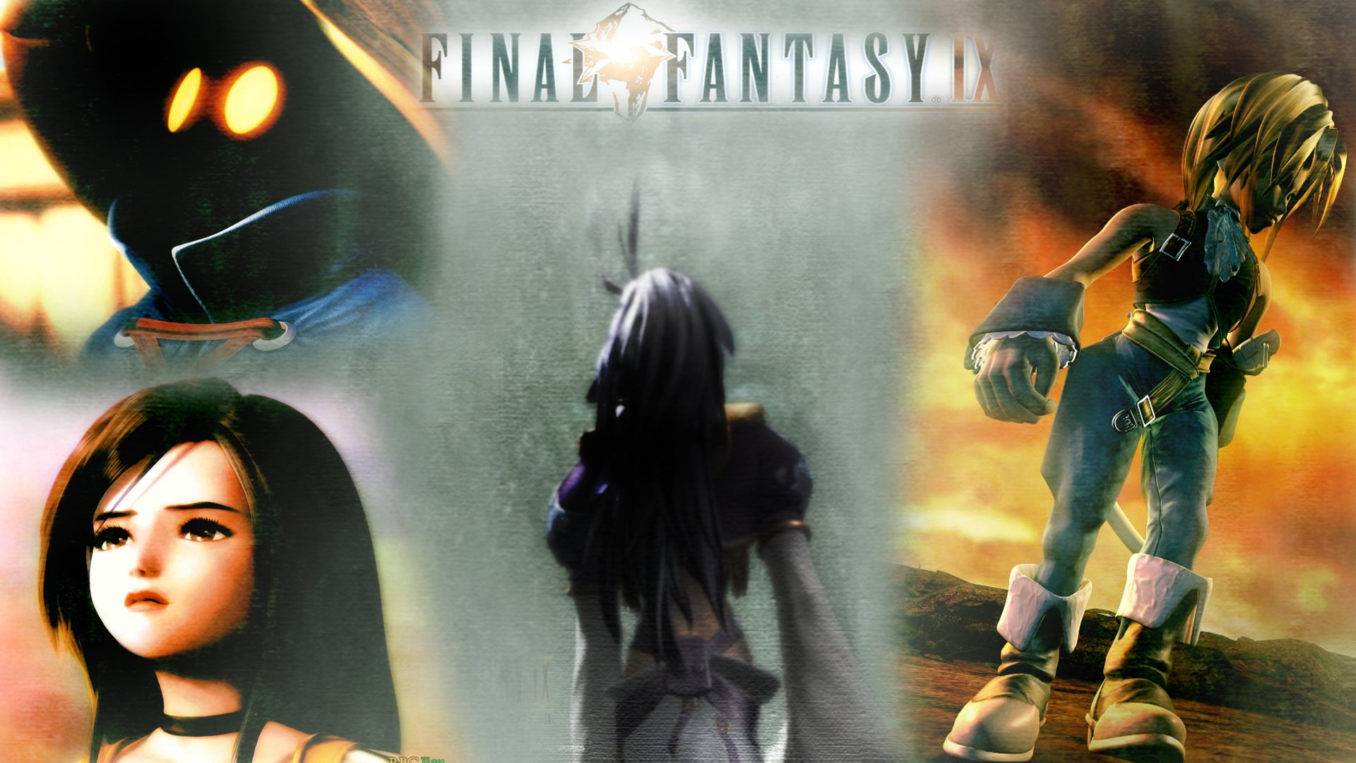 Video Game - final fantasy IX  Wallpaper