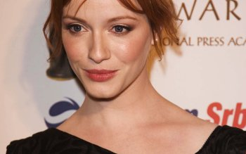 Celebrity - Christina Hendricks Wallpapers and Backgrounds ID : 523423