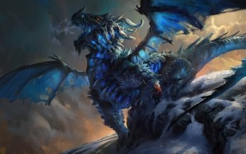 Fantasy - Dragon Wallpapers and Backgrounds ID : 523734