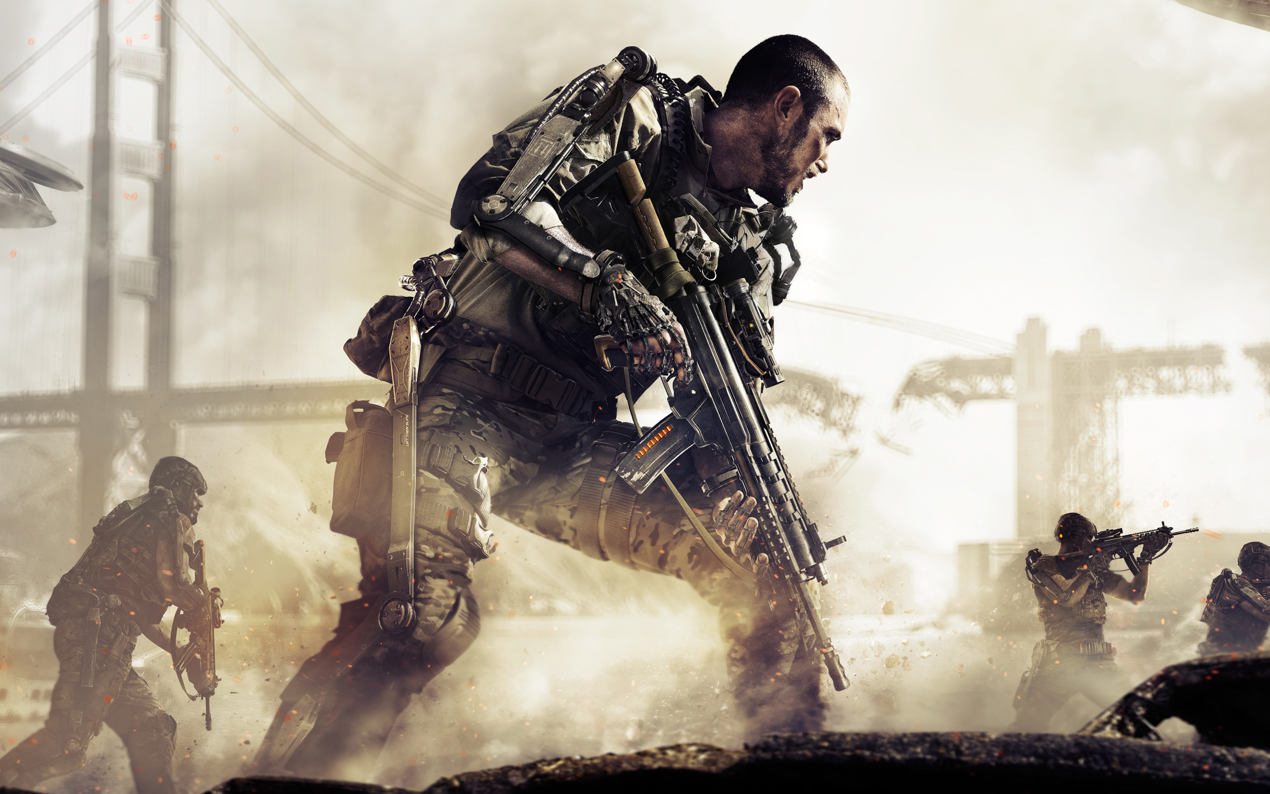 54 Call Of Duty Advanced Warfare HD Wallpapers