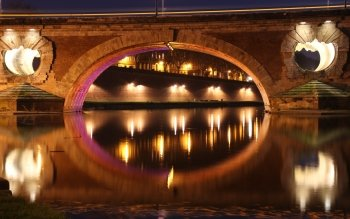 Man Made - Pont Neuf, Toulouse Wallpapers and Backgrounds ID : 524152