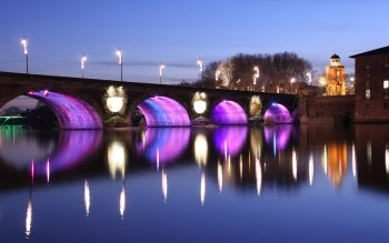 Man Made - Pont Neuf, Toulouse Wallpapers and Backgrounds ID : 524156