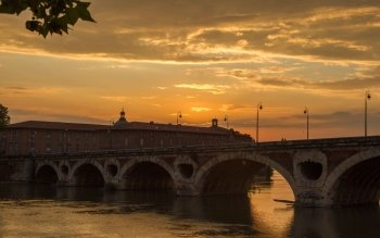 Man Made - Pont Neuf, Toulouse Wallpapers and Backgrounds ID : 524165