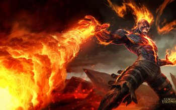 Video Game - League Of Legends Wallpapers and Backgrounds ID : 524272