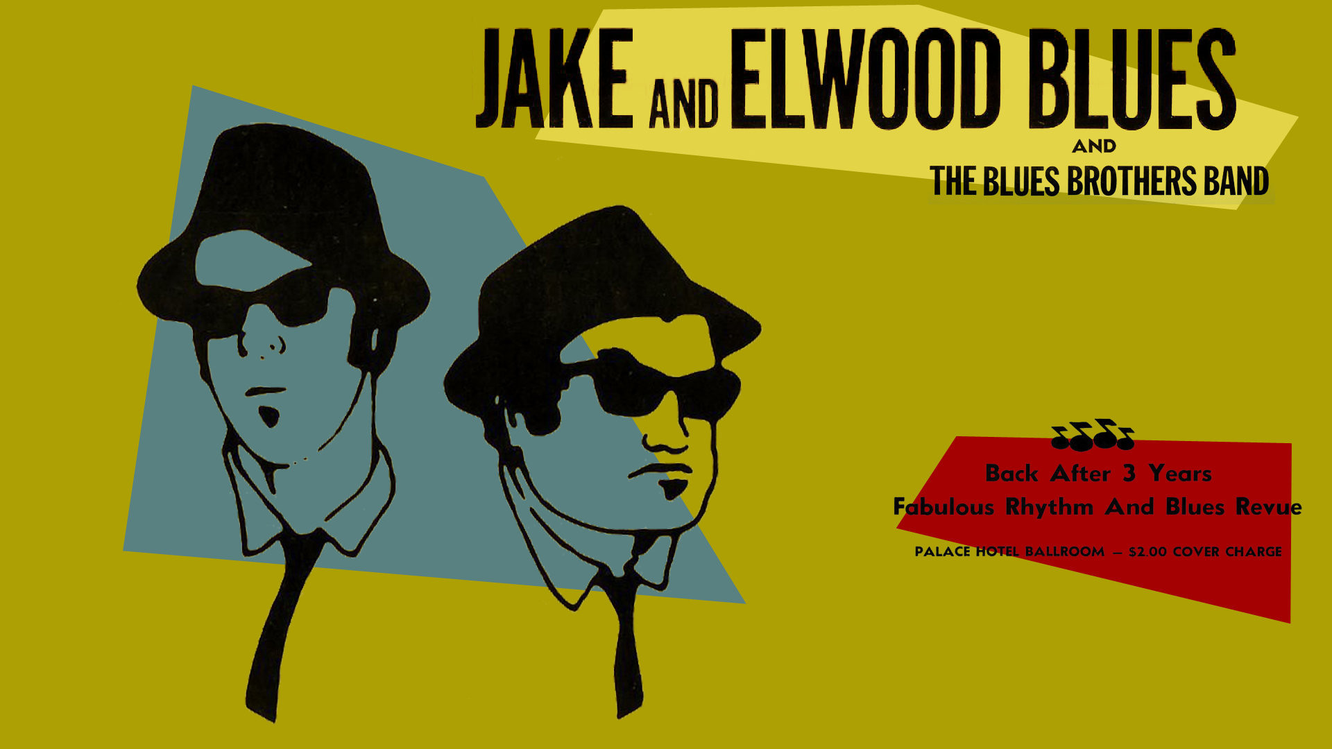 The Blues Brothers HD Wallpaper