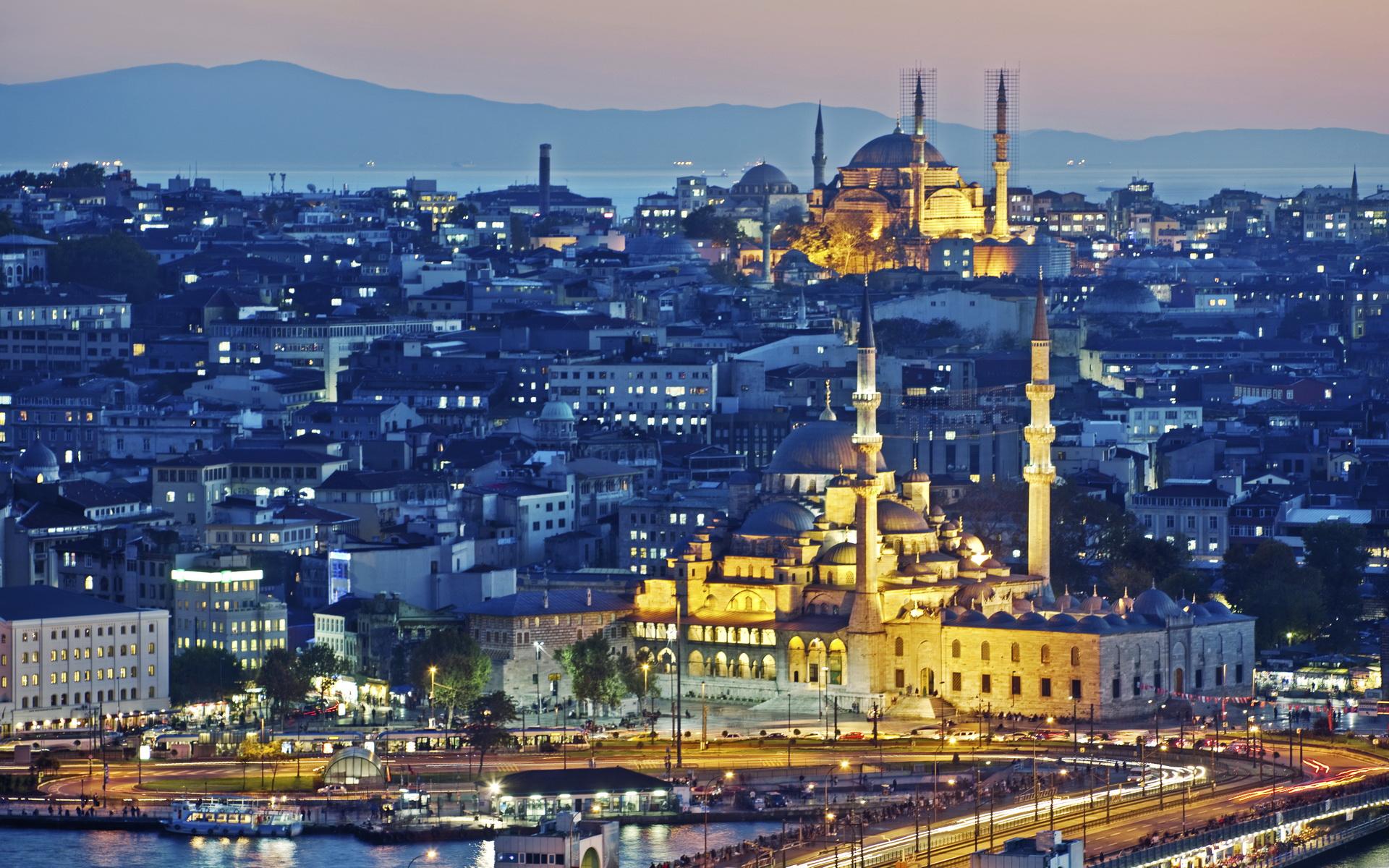 istanbul turkey wallpaper hd