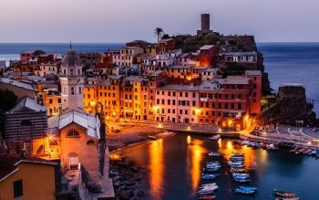 Man Made - Vernazza Wallpapers and Backgrounds ID : 525316