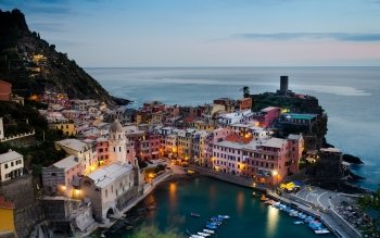 Man Made - Vernazza Wallpapers and Backgrounds ID : 525320