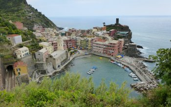 Man Made - Vernazza Wallpapers and Backgrounds ID : 525322