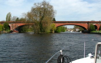 Man Made - Maidenhead Bridge Wallpapers and Backgrounds ID : 525355