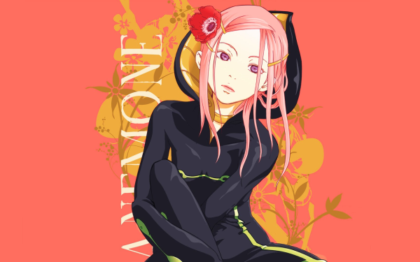 Anime Eureka Seven Anemone HD Wallpaper   Background Image