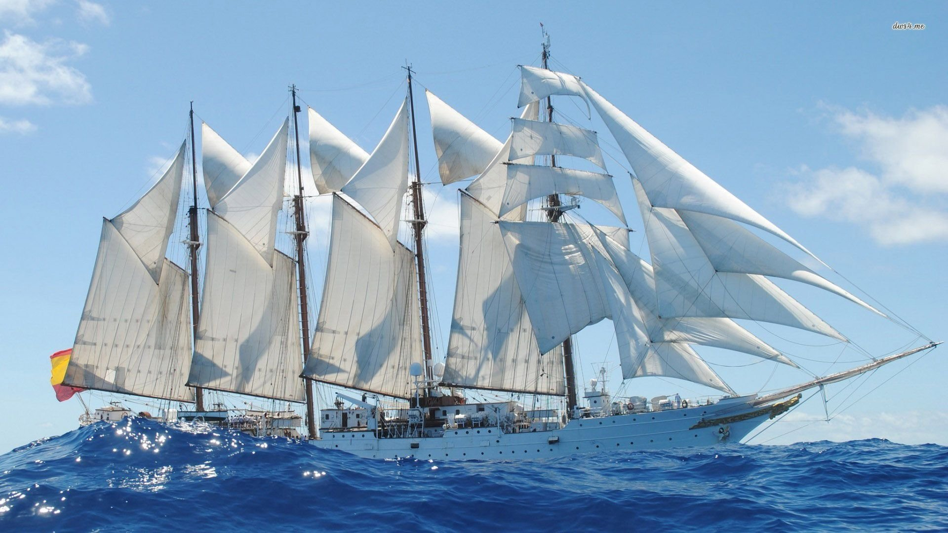 fond d'ecran gratuit bateaux voiliers