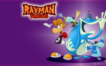 Video Game - Rayman Origins Wallpapers and Backgrounds ID : 526023